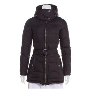 Burberry Brit hooded down jacket